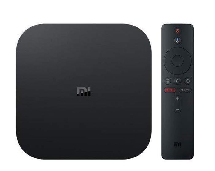 Top-of-the-range player, Mi TV Box S by Xiaomi