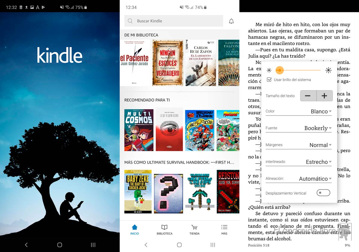 The best applications to read books and where to download them