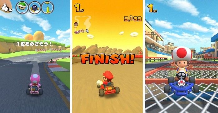 """Mario Kart Tour error Android solution """"width ="""" 700 """"height ="""" 364"""