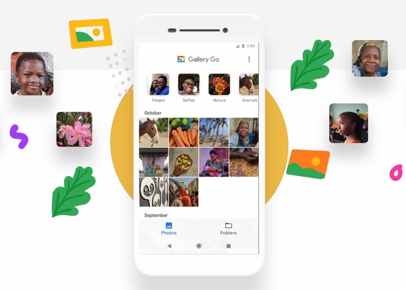 Gallery Go de Google