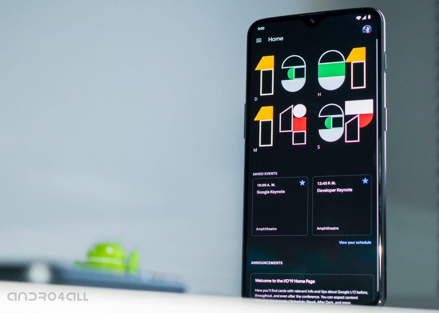 Aplicacin del Google IO 2019