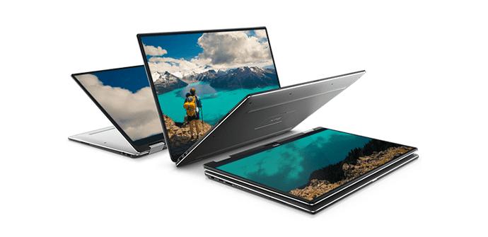 Del XPS 13 tablet PC