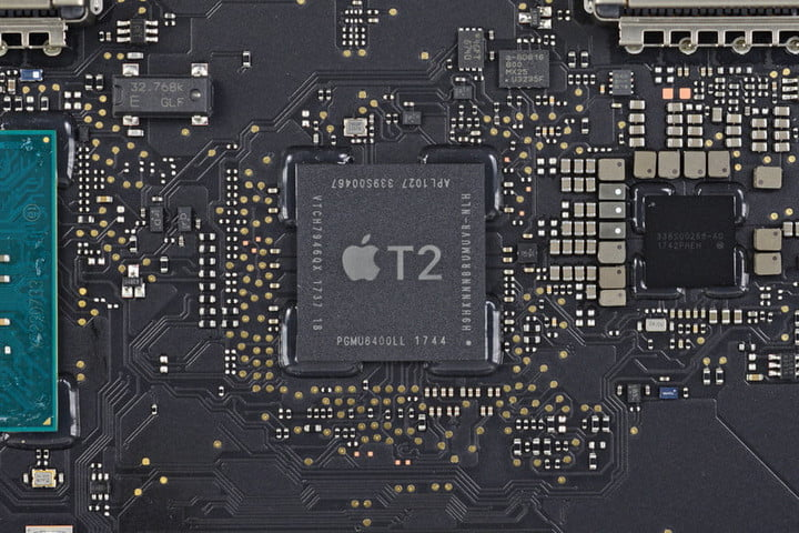 Apple's T2 Co-processor