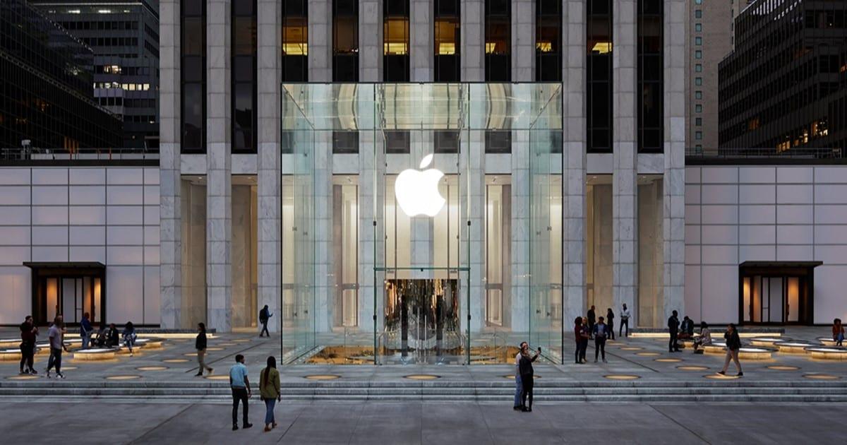 Apple Store 5th Avenue