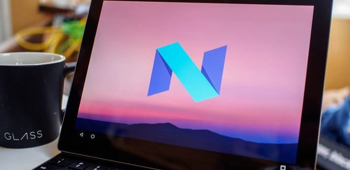 Upgrade to Android N beta