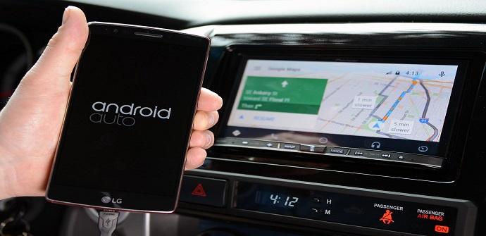 android auto phablet