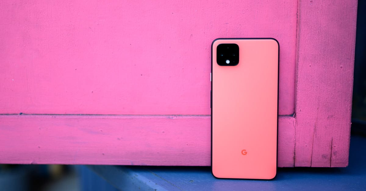 First impressions of the new Google Pixel 4 and Pixel 4 XL