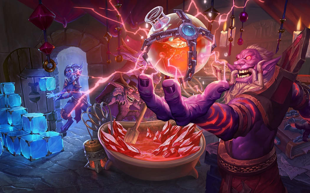 The most fun and powerful Hearthstone mallets: special tribes