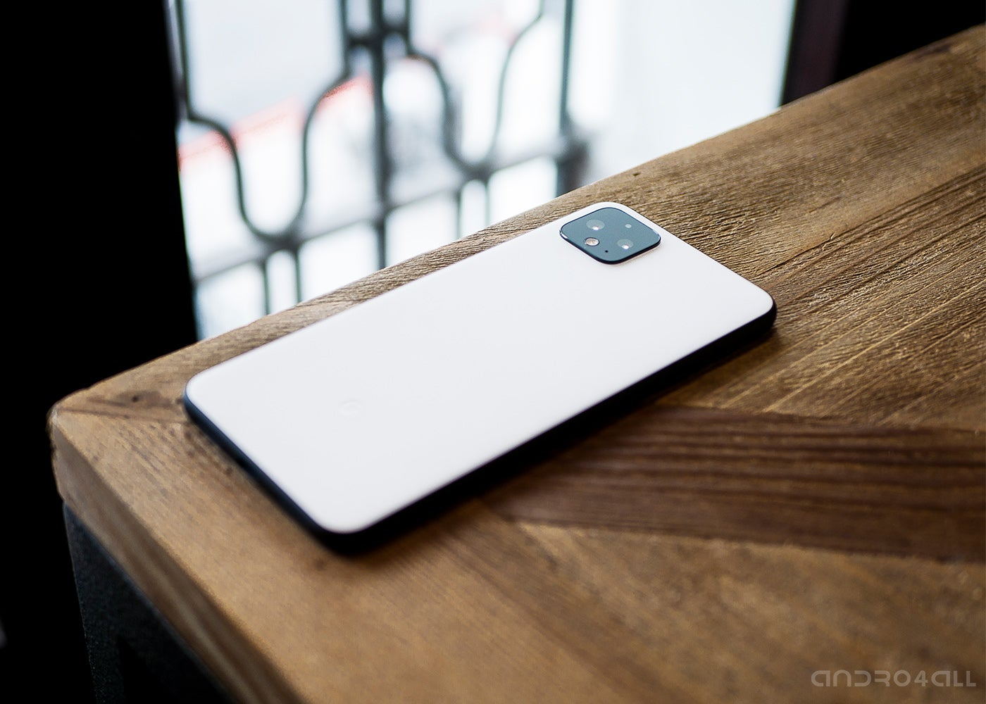 Rear of the Pixel 4 XL