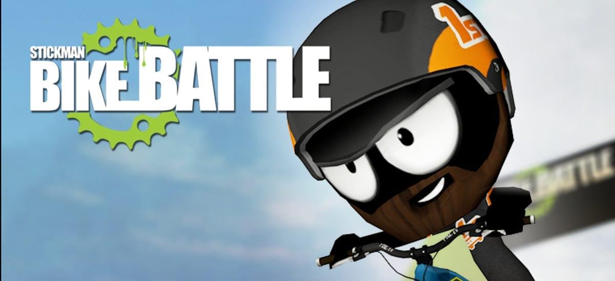 Stickman Bike Battle