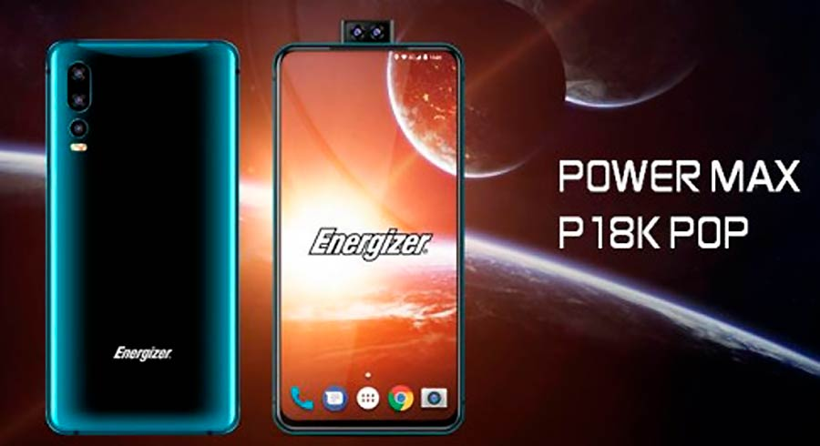 18,000 mAh, the battery of this Energizer mobile is insane