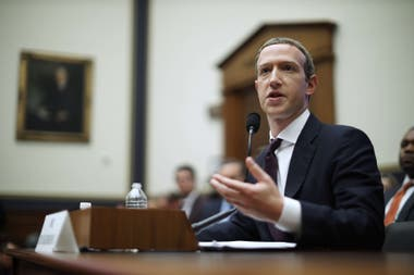 Mark Zuckerberg appeared before the United States Congress to defend the development of the Libra financial platform