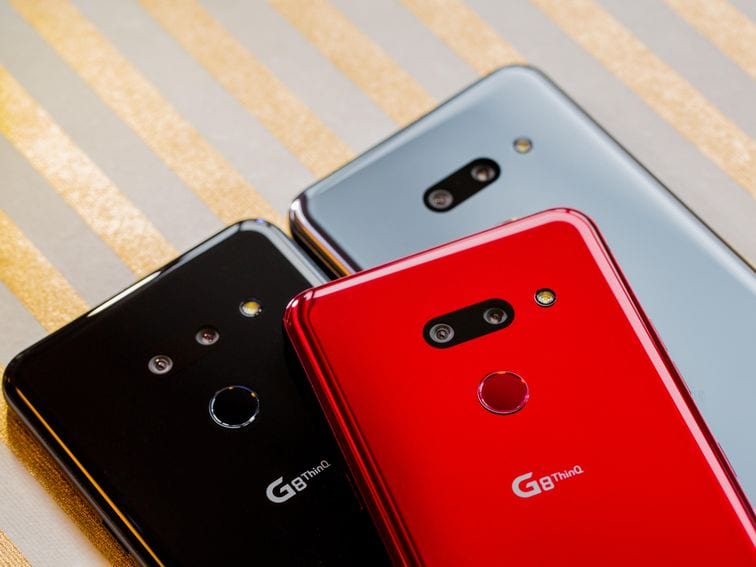 Try the LG G8 ThinQ, and it can be the replacement for the Huawei P30 Pro