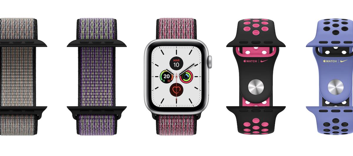 Correas y Faces Apple Watch Nike