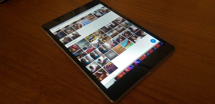 Gapp Fotos Nexus 9