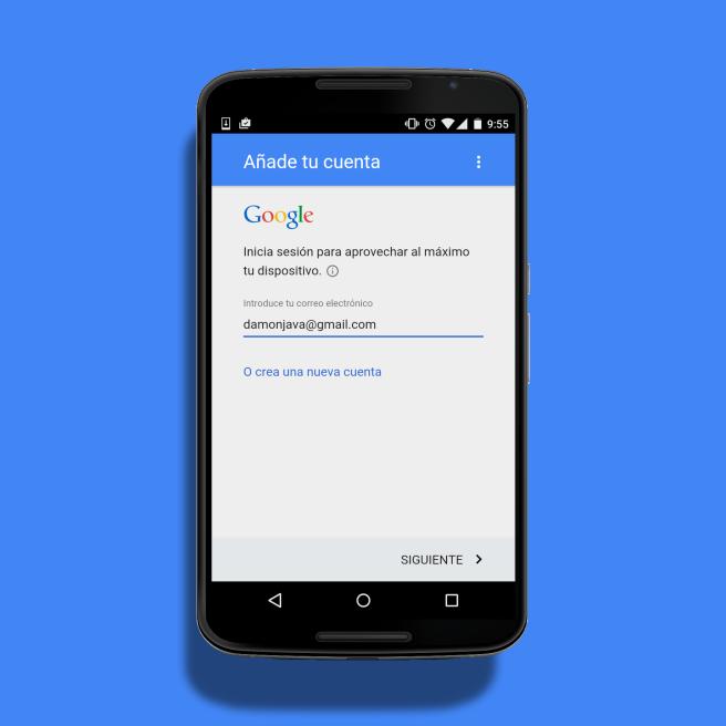 Nexus 6 Android multi-user