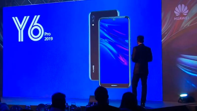 New Huawei Y6 Pro 2019: leather reaches the low range