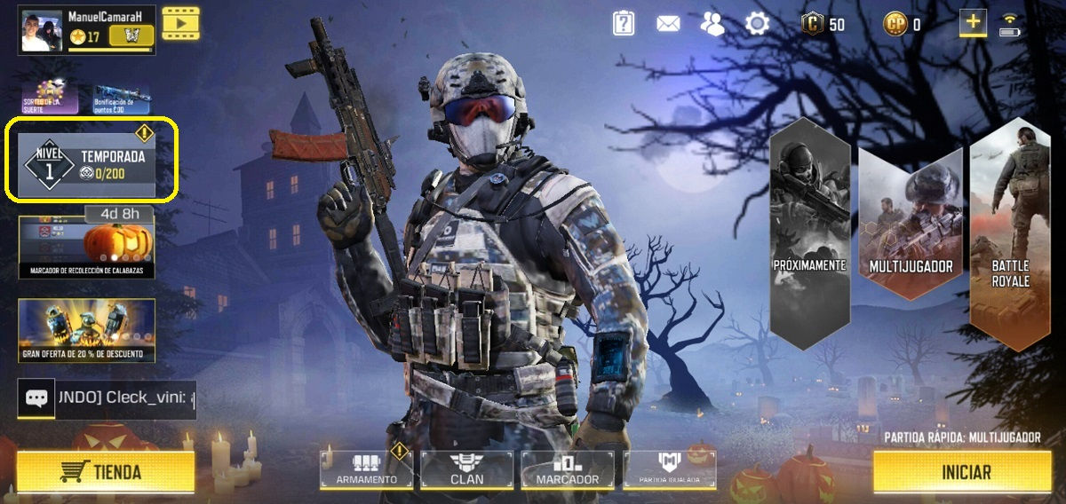 """Call of Duty Mobile Event Button """"width ="""" 1200 """"height ="""" 568"""