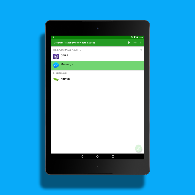"""Greenify hibernate Android app """"width ="""" 656 """"height ="""" 656 """"srcset ="""" https://www.funzen.net/wp-content/uploads/2019/10/1572462366_42_How-to-hibernate-apps-on-Android-to-save-battery.png 656w, https://tabletzona.es /app/uploads/2015/07/Nexus-9_3D74A36C3A8D_-150x150.png 150w, https://tabletzona.es/app/uploads/2015/07/Nexus-9_3D74A36C3A8D_-300x300.png 300w, https://tabletzona.es /app/uploads/2015/07/Nexus-9_3D74A36C3A8D_-332x332.png 332w """"sizes ="""" (max-width: 656px) 100vw, 656px"""