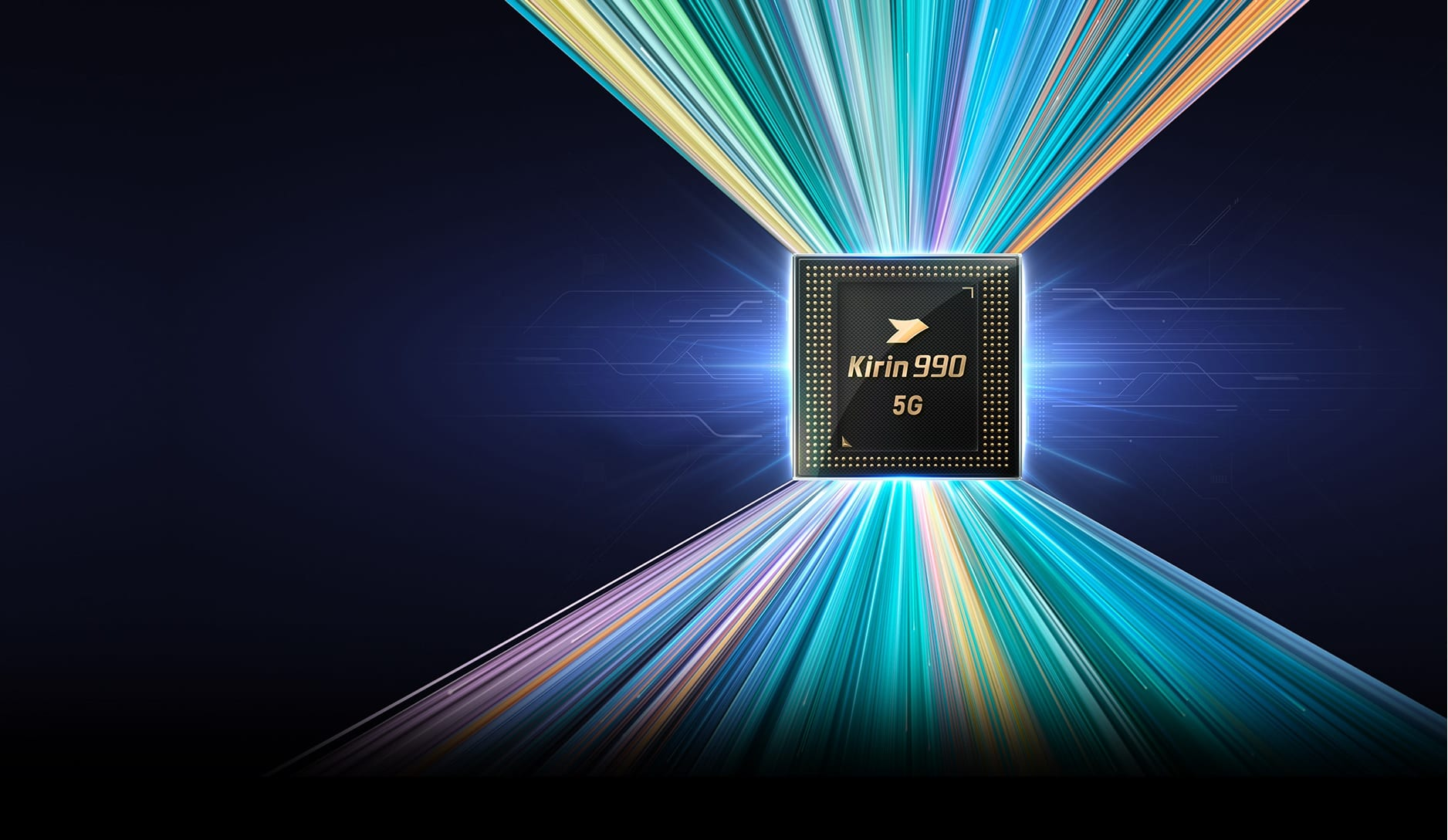 The high-end processor that brings 5G is now official