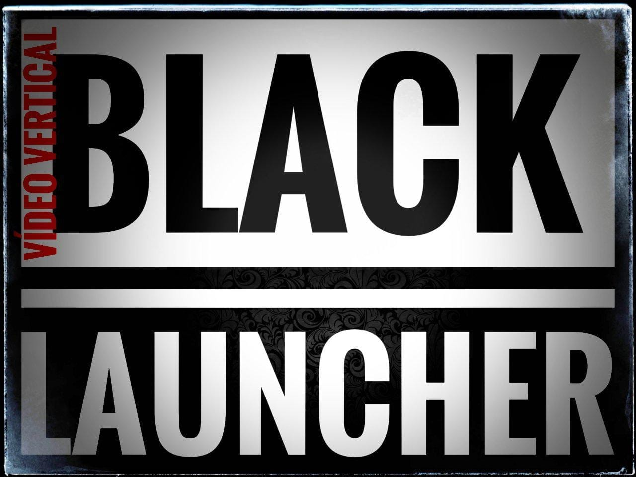 Download Black Launcher for free, a lightweight and functional launcher