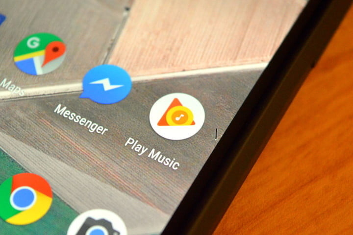 YouTube Music and Google Play Music