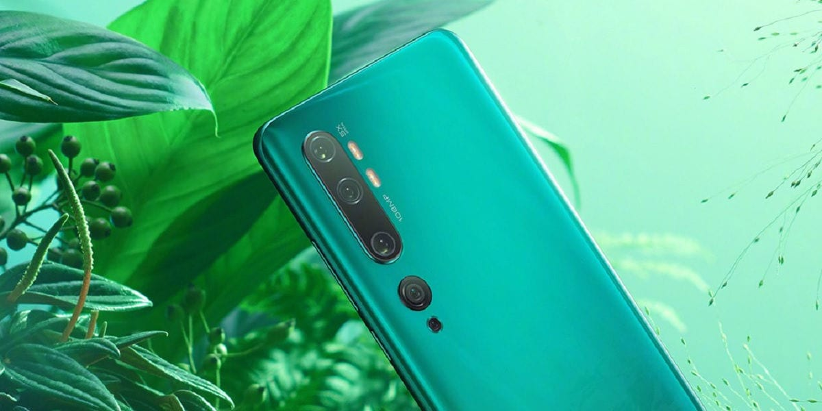 All the specifications of the Xiaomi Mi Note 10 (CC9 Pro) are filtered