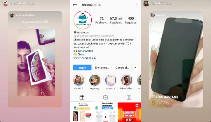 Image - Beware of Sharazon, the store that offers cheap iPhones on Instagram