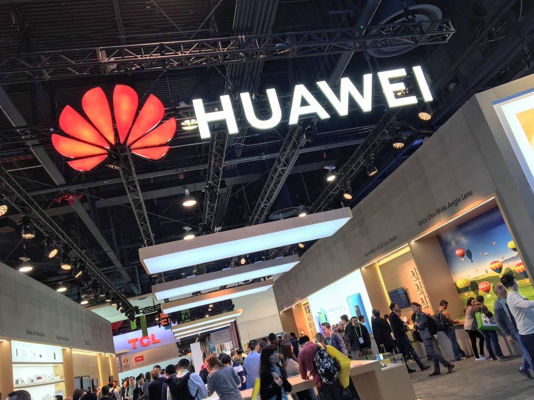 huawei-booth-ces2019