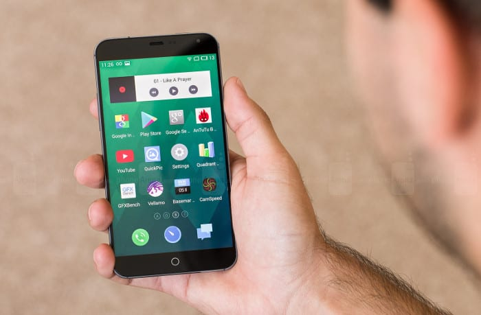 Meizu MX4 añade Play Store y español