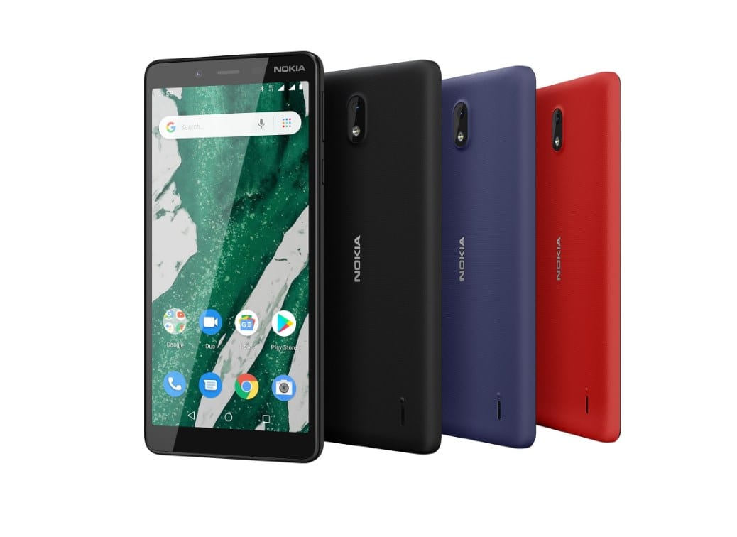 New Nokia 1 Plus Nokia 3.2 and Nokia 4.2 these are the new cheap Nokia phones