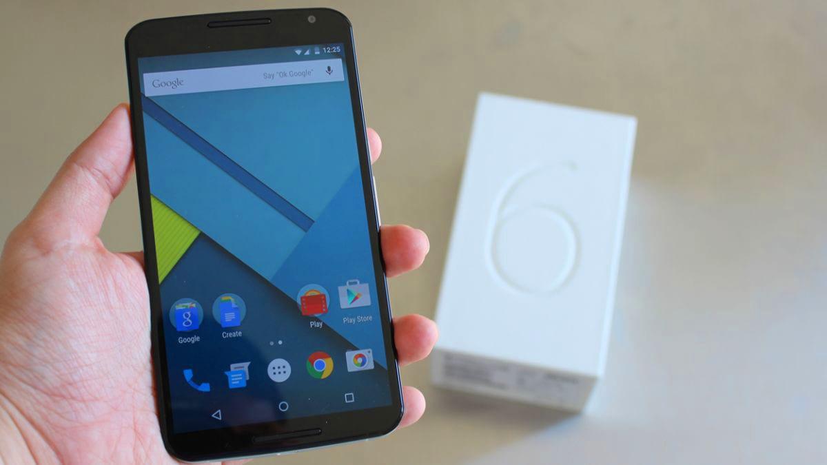 Nexus 6, all the information