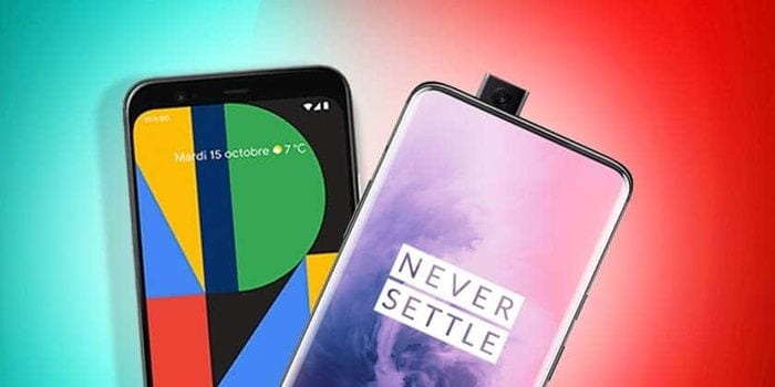 oneplus teases the pixel 4
