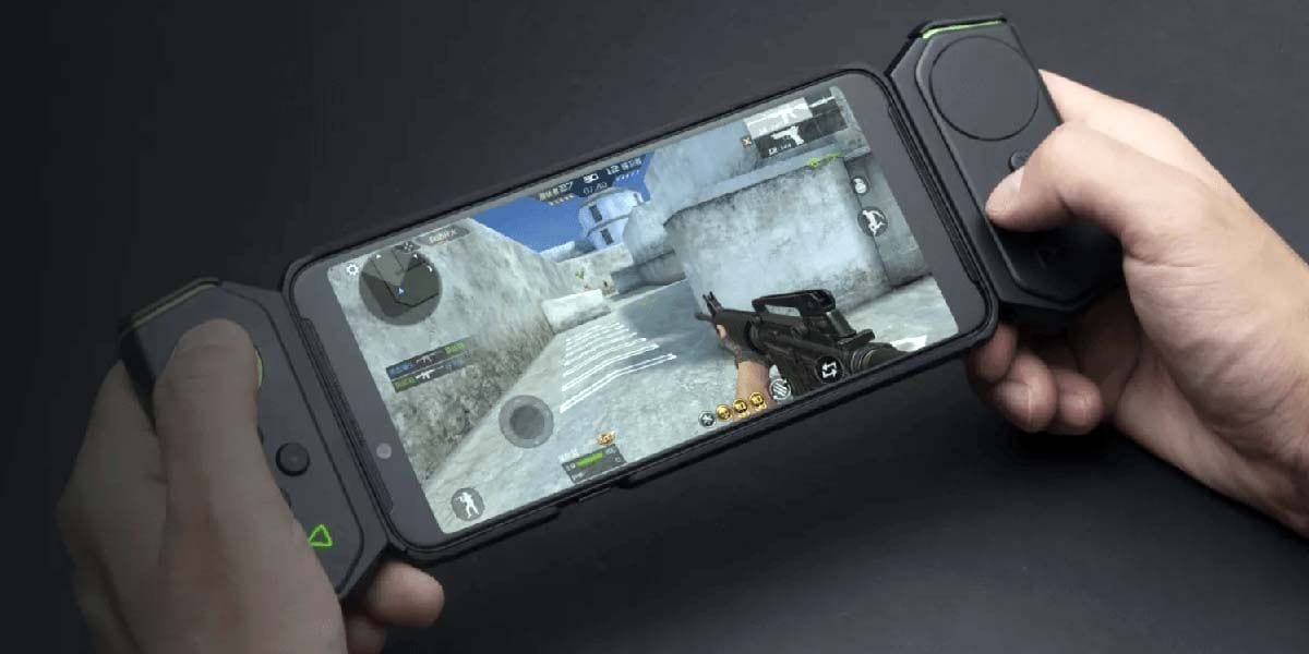 Xiaomi Black Shark 2 pro gamepad available Spain