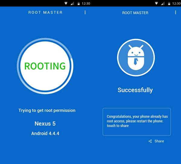 Root Master Android