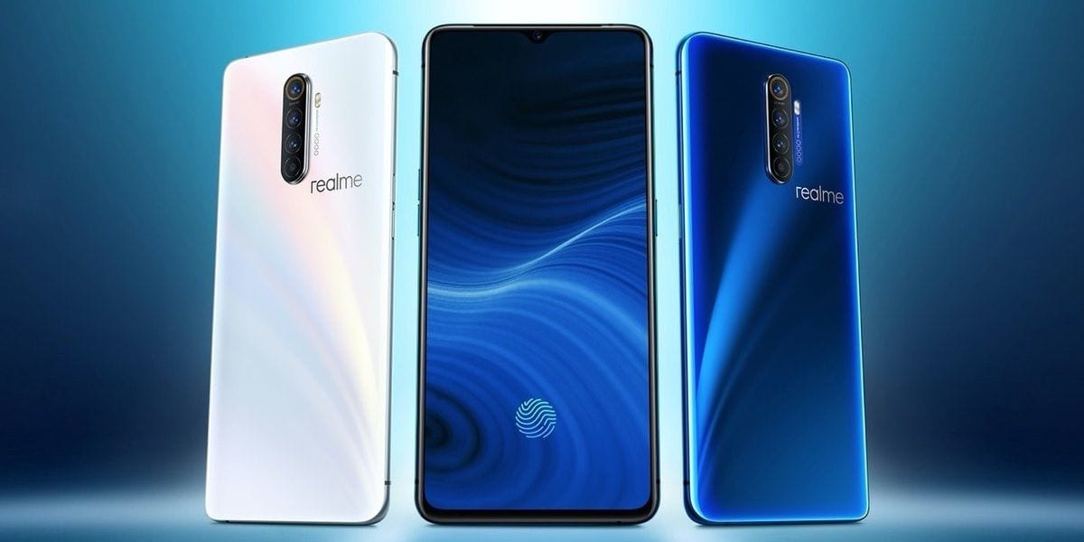 Realme is the fastest growing mobile brand in history