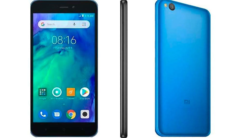 The cheapest mobile of Xiaomi already in Spain: Redmi Go for 69 euros