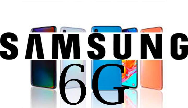 Samsung is already working on 6G