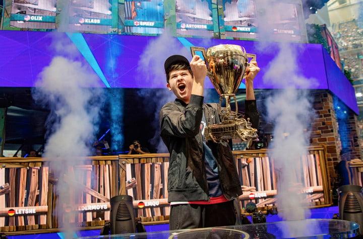 world fortnite esports winner world cup