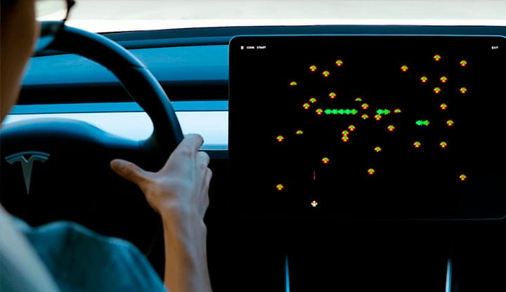 Tesla may eventually support third party applications and games