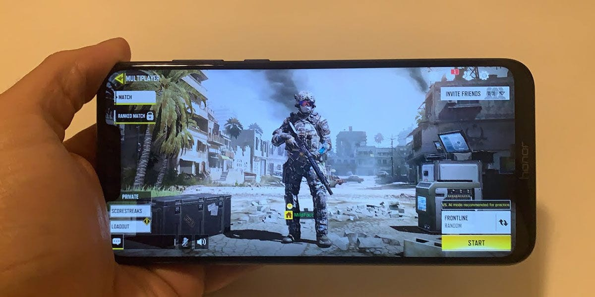 3 best Battle Royale Call of Duty Mobile classes