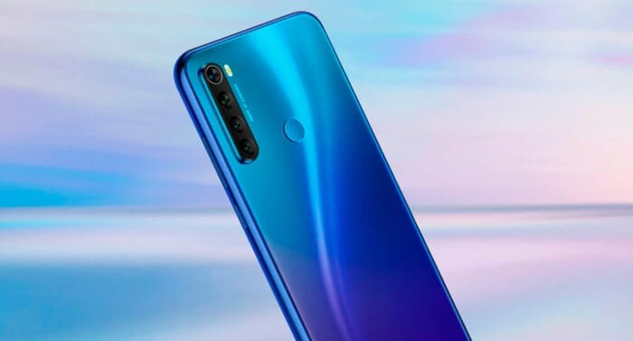 The Redmi Note 8T is listed in Spanish retailer »ERdC