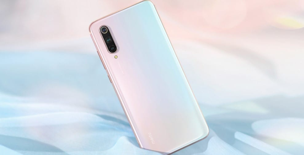 The Xiaomi Mi CC9 Pro will have wireless charging; filtered prices »ERdC