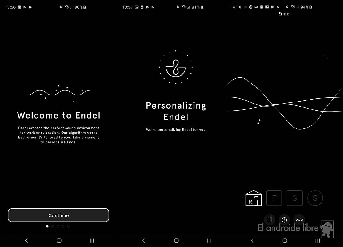 The most beautiful relaxation app you'll find: Endel
