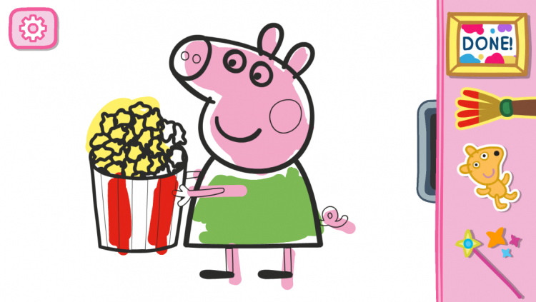 """peppa-pig-1 """"width ="""" 750 """"height ="""" 423 """"srcset ="""" https://www.funzen.net/wp-content/uploads/2019/10/Top-5-games-for-children-free-and-without-advertising.png 750w, https://elandroidelibre.elespanol.com/wp-content/uploads/2016/07/peppa-pig-1-450x254.png 450w, https://elandroidelibre.elespanol.com/wp-content/uploads/2016/07 /peppa-pig-1-768x433.png 768w, https://elandroidelibre.elespanol.com/wp-content/uploads/2016/07/peppa-pig-1.png 1136w """"sizes ="""" (max-width: 750px ) 100vw, 750px """"/></p><p>If your children like the series <strong>Peppa Pig</strong>You will surely like this application. Here you can paint and let your imagination run wild by drawing whatever you want and using stickers. All with a very child-centric interface.</p><h3>Quiver</h3><p><center></center></p><p>A very interesting application since<strong> transform the drawings your children make into augmented reality</strong>. Using templates provided by the application, your children can then color them and turn them into reality from the screen of your Android.</p><h3>Gomma Friends</h3><p style="""