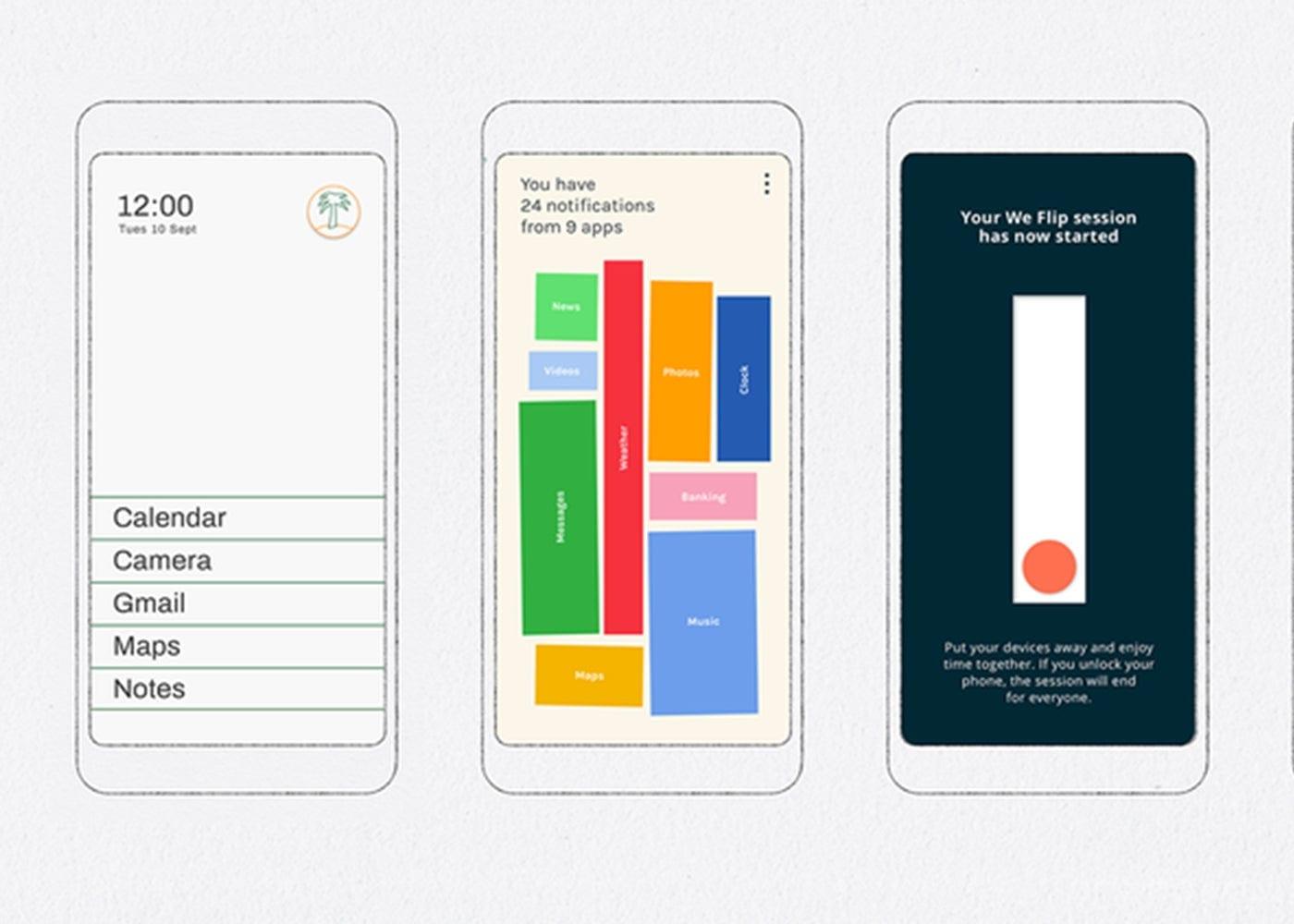 Google digital wellness apps