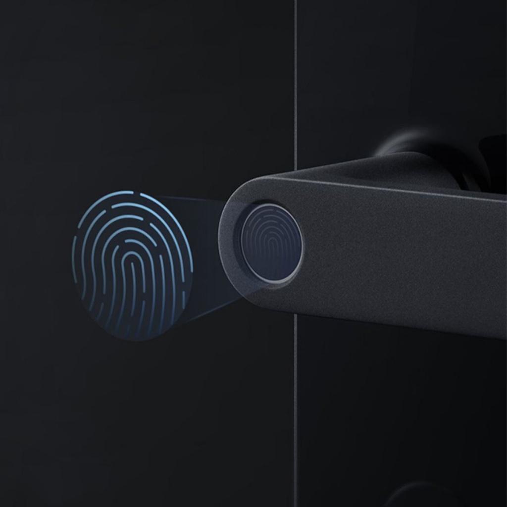 🥇 ▷ Xiaomi Aqara N100 smart lock with integrated HomeKit -