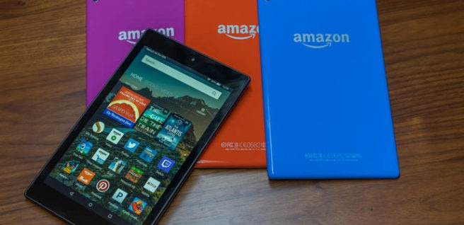 fire hd 8 compact tablets