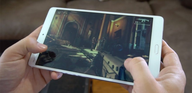 "Huawei MediaPad m3 gaming test ""width ="" 656 ""height ="" 318 ""srcset ="" https://tabletzona.es/app/uploads/2016/12/Huawei-MediaPad-m3-prota-de-juegos-656x318.jpg 656w, https://tabletzona.es/app/uploads/2016/12/Huawei-MediaPad-m3-prueba-de-juegos-300x146.jpg 300w, https://tabletzona.es/app/uploads/2016/12 /Huawei-MediaPad-m3-test-game-634x308.jpg 634w, https://tabletzona.es/app/uploads/2016/12/Huawei-MediaPad-m3-prtest-de-games.jpg 690w ""sizes = ""(max-width: 656px) 100vw, 656px"