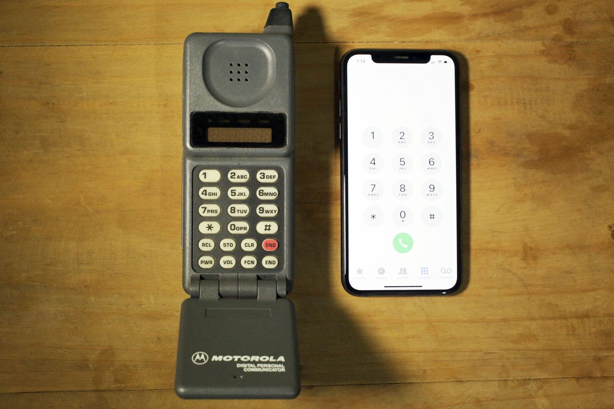 Was call phone made first when cell the Cell phone